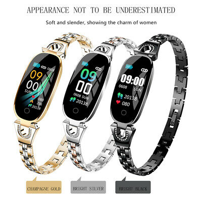 H8 Women's Smart Watch Health Monitor Heart Rate Blood Pressure Fitness