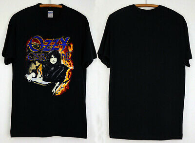 rare 90s vtg 1988 Ozzy Osbourne No Rest For The Wicked t shirt new gildan S-5xl
