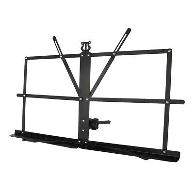 Durable Foldable Music Stand Desktop Stand Notation Rack for Player