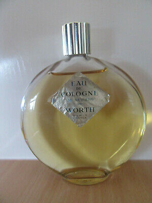 LALIQUE FACTICE WORTH EAU DE COLOGNE JE REVIENS PARIS FRANCE 1930's