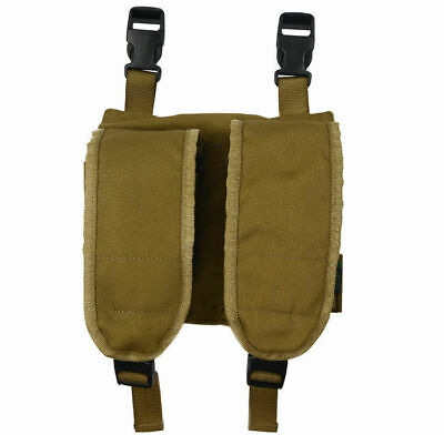 Highlander Drop Leg Pouch Army Combat Tactical Coyote