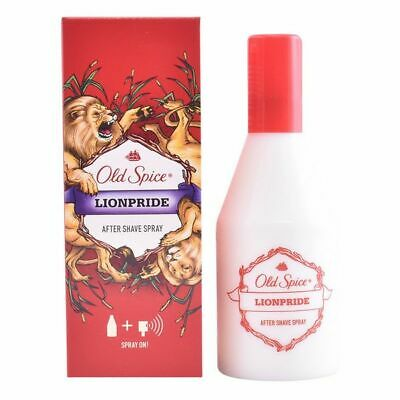 After Shave Old Spice Lionpride Spray Old Spice (100 ml)