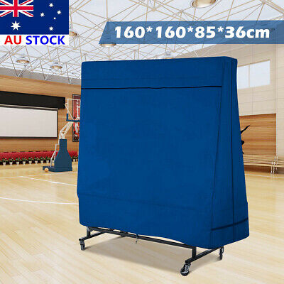 Waterproof Indoor/Outdoor Table Tennis Cover Pin g Pong Table Protective Cover