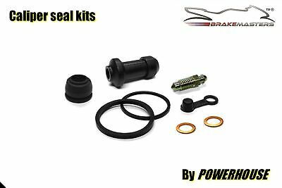 Honda MBX80 front brake caliper seal repair rebuild kit 1984 FWD twin disk model