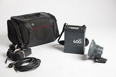 Elinchrom ELB 400 1 Head HS Kit