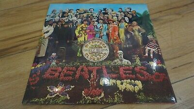 THE BEATLES Sgt. Peppers Lonely Hearts Club Band VINYL LP Gatefold Early RP