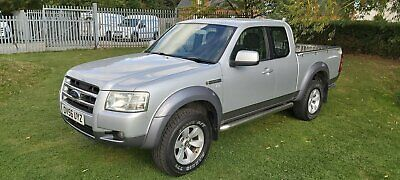 2006 Ford Ranger XLT Double Cab Pick Up