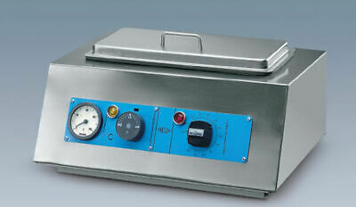 Medical Sterilizer / Hot Air / Bench-Top / Stainless Steel