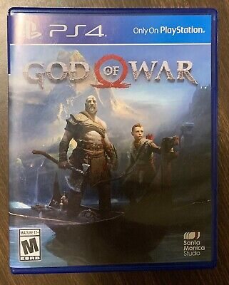 God of War 2018 (Sony Playstation 4 PS4) Excellent Condition 😃