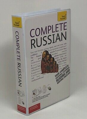 Teach Yourself Complete Russian: From Beginner to Intermediate...by West, Daphne