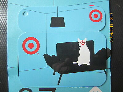 FETCH ON COUCH  TARGET swap trade collect NO VALUE GIFT CARD