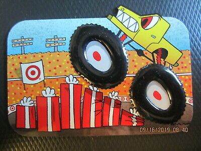 MONSTER TRUCK   TARGET swap trade collect NO VALUE GIFT CARD