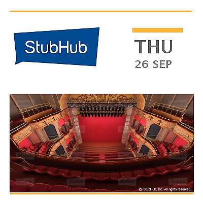Harry Potter and the Cursed Child London (Part 1 & 2) Tickets - London