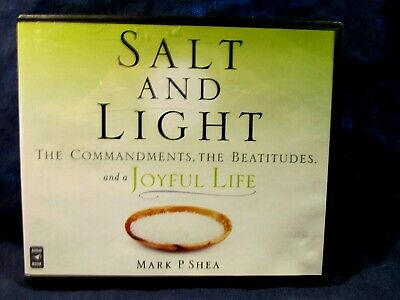 Salt And Light - Mark P. Shea -  Audio Book -  4 Compact Discs