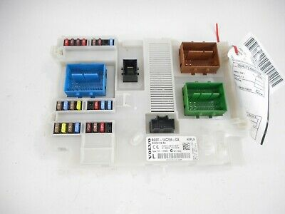 12 2012 Volvo S60 Cabin Fuse Relay Junction Box Front Dashboard Interior OEM