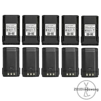 10X Battery BP-232 fit for ICOM F50 F50V F51 F51V F60 F60V F61 Portable Radio