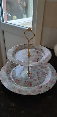 Regal Spencer Two Tier Cake Stand