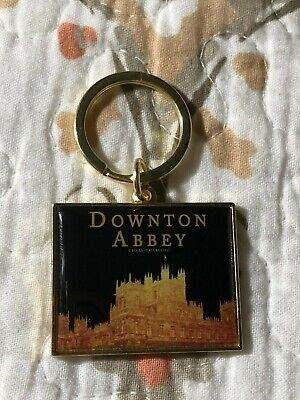 DOWNTON Abbey Key chain Movie Promo  NEW SHIPS USPS FIRST CLASS  Price Lowered