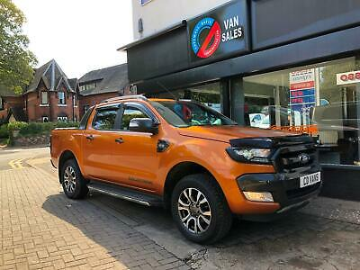 2016/16 Ford Ranger Wildtrak 3.2TDCi ( 200PS ) 4x4 Double cab pick up