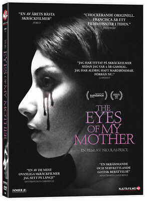 THE EYES OF MY MOTHER (2017) *Region 2* (Nicolas Pesce) *New & sealed*
