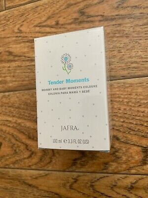 Jafra Tender Moments Mommy And baby Cologne 3.3 Fl oz NEW AND SEALED