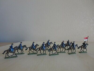 Model Toy Soldiers Built/Painted 1/72