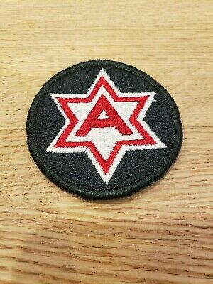 Wwii Ww2 Us Army 6Th Army Patch (Reproduction)