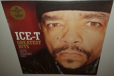 Ice-T Greatest Hits (2014) Brand New Sealed Rsd Limited Edition Vinyl Lp