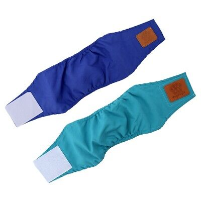 Male Pet Dog Puppy Belly Wrap Band Diaper Nappy Pants Sanitary Underwear
