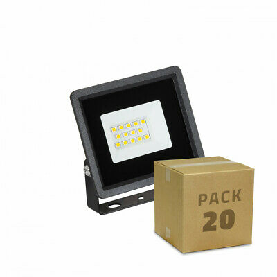 Pack Foco Proyector LED Solid 10W (20 un) Packs