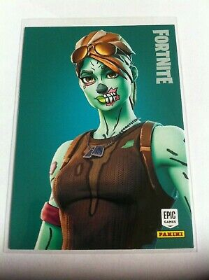 2019 Panini Fortnite Series 1 Ghoul Trooper Epic Outfit #214