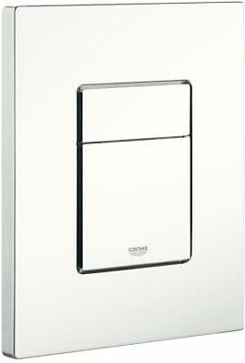 Grohe Skate Cosmopolitan Actuation Plate Dual Flush -Alpine White- 38732SH0 New!