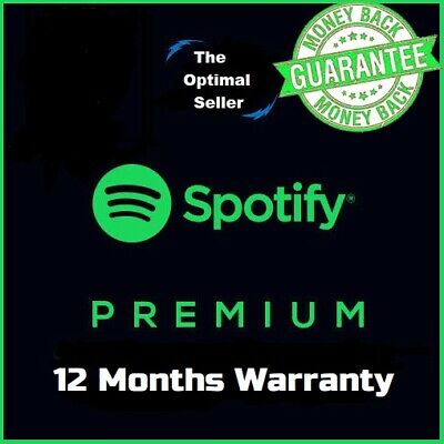 🔥 Spotify Premium Account ✅1 YEAR/ 12 MONTHS 🔥 New/UPGRADE  4 MONTHS WARRANTY✅