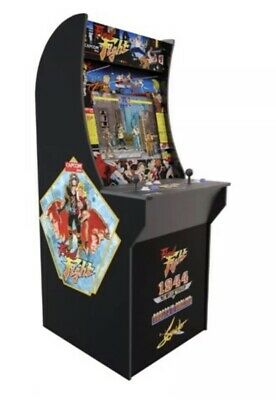 NEW Arcade1up Final Fight 1944 STRIDER Ghosts And Goblins Sealed In Box🌟✅🌟