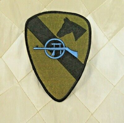"""Gulf War Veteran US Army Patch 3 7//8/"""" x 2/"""" Embroidered Patch 23384 009"""