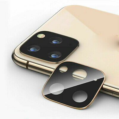 For iPhone 11 Pro Max Caseswill 20D Tempered Glass Camera Lens Screen Protector