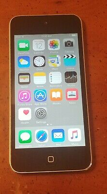 Apple iPod touch 5th Generation Silver/Black (16 GB) Model A1509