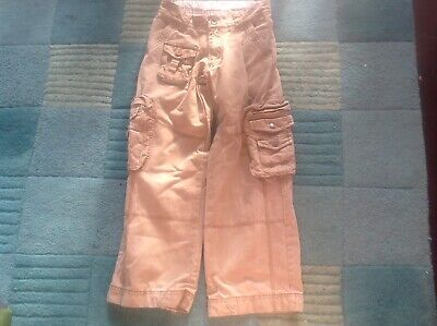 Boys Fat Face Cargo Jeans Size 10 Years *50