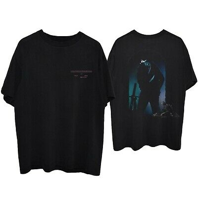 Post Malone Hollywood's Bleeding album cover BLACK T-Shirt