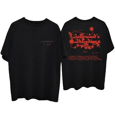 Post Malone Hollywood's Bleeding tracklist BLACK T-Shirt