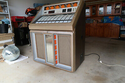 Rowe Jukebox vinyl and vcd combined