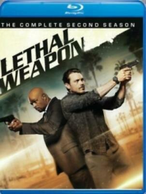 LETHAL WEAPON: THE COMPLETE SECOND SEASON (Region A BluRay,US Import,sealed.)