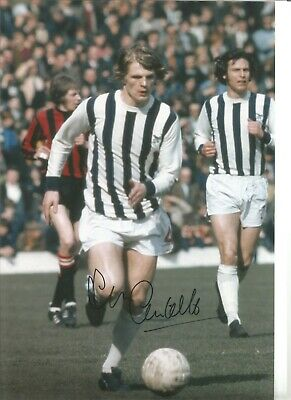 Len Cantello signed 12x10 inch colour photo, former footballer  EL40