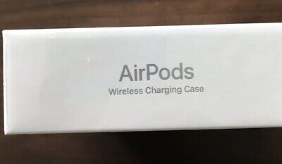 Apple AirPods 2nd Generation with Wireless Charging Case  (MRXJ2AM/A) New Sealed