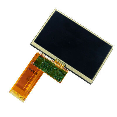 10.9cm Lcd-Display Touchscreen Digitizer Ersatz TSN410 Toyota Yaris