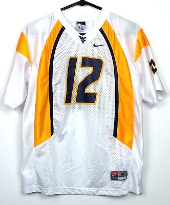 Nike West Virginia Mountaineers Football Jersey Take me home country roads