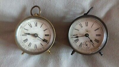 Antique. American. Two x small timepieces