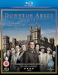 Downton Abbey - Series 1 - Complete (Blu-ray, 2010)