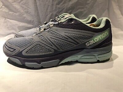 SALOMON X SCREAM 3D Trail Running Shoes, Men's 9.5, Charcoal