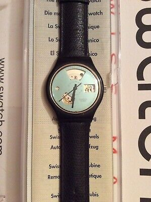 San Francisco top design arrivo OROLOGIO SWATCH AUTOMATICO Black Motion Sab100 Variant Nuovo New ...